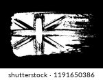 vintage union jack  great... | Shutterstock .eps vector #1191650386