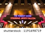 new york  n.y. usa   sept. 29 ... | Shutterstock . vector #1191698719