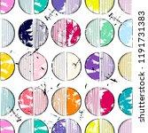 seamless background pattern ...   Shutterstock .eps vector #1191731383