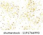 festive glitter rectangle... | Shutterstock .eps vector #1191766993