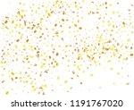 festive glitter rectangle... | Shutterstock .eps vector #1191767020