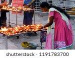 chennai  india   august 18 ...   Shutterstock . vector #1191783700