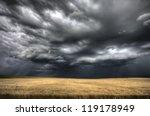 Storm Clouds Saskatchewan...