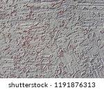 plaster. texture. abstract... | Shutterstock . vector #1191876313