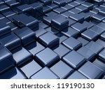 abstract 3d illustration of... | Shutterstock . vector #119190130