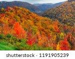 autumn in west virginia | Shutterstock . vector #1191905239