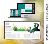 template vector design ready...   Shutterstock .eps vector #1191905536