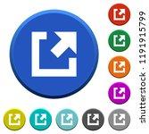 external link round color...   Shutterstock .eps vector #1191915799