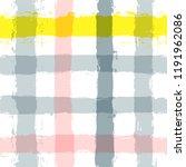 paint stripe seamless pattern.... | Shutterstock .eps vector #1191962086