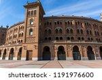 madrid  spain   january 24 ... | Shutterstock . vector #1191976600