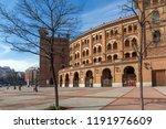 madrid  spain   january 24 ... | Shutterstock . vector #1191976609