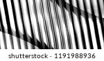 lath structure of wall  roof or ... | Shutterstock . vector #1191988936