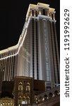 las vegas  nv   oct 28  the... | Shutterstock . vector #1191992629