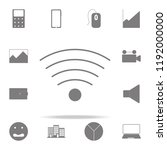 wifi icon. web icons universal...
