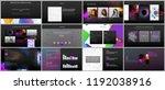 minimal presentations ... | Shutterstock .eps vector #1192038916