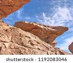 bolivia  salar de uyuni  arbol...   Shutterstock . vector #1192083046