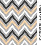 elegant zigzag seamless pattern.... | Shutterstock .eps vector #119213878