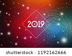 astrological new year 2019... | Shutterstock .eps vector #1192162666