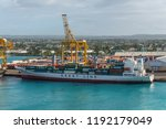 bridgetown  barbados   december ... | Shutterstock . vector #1192179049