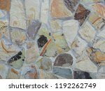 wall with the texture of... | Shutterstock . vector #1192262749