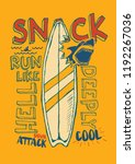 Surf. Surfboard Shark Attack....