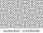 the geometric pattern with...   Shutterstock .eps vector #1192306486