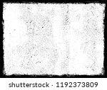 grunge overlay texture.distress ... | Shutterstock .eps vector #1192373809