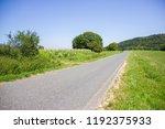road in the field   Shutterstock . vector #1192375933