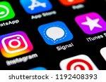 sankt petersburg  russia ... | Shutterstock . vector #1192408393