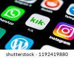 sankt petersburg  russia ... | Shutterstock . vector #1192419880