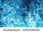 Blue Deep Sea Foaming Water...