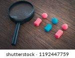 recruitment and hiring concept. | Shutterstock . vector #1192447759
