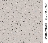 earthy terrazzo seamless... | Shutterstock .eps vector #1192453750