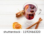 Hot Red Mulled Wine Or Gluhwein ...