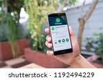 chiang mai  thailand   august... | Shutterstock . vector #1192494229