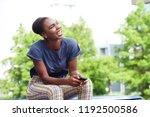 portrait of beautiful young... | Shutterstock . vector #1192500586
