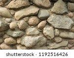 Rough Stonework Background