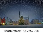 View Of City Hall Square In...