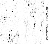 halftone texture is black and... | Shutterstock .eps vector #1192525810