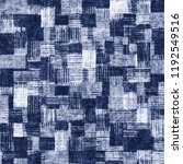 brushed patchwork graphic motif ... | Shutterstock . vector #1192549516