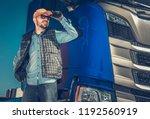 semi truck driver and hit...