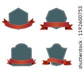 premium quality labels. design... | Shutterstock .eps vector #1192600753