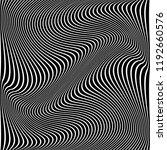 wavy lines texture. abstract... | Shutterstock .eps vector #1192660576