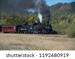 chama  new mexico  usa  ... | Shutterstock . vector #1192680919