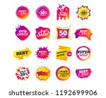 sale banner templates design.... | Shutterstock .eps vector #1192699906