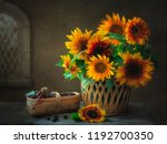 Still Life With Bouquet...