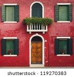 Colorful Houses Taken On Burano ...