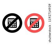 calculator ban  prohibition...