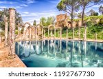 the ancient pool called canopus ... | Shutterstock . vector #1192767730