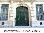 the rich decor decorates an...   Shutterstock . vector #1192774519